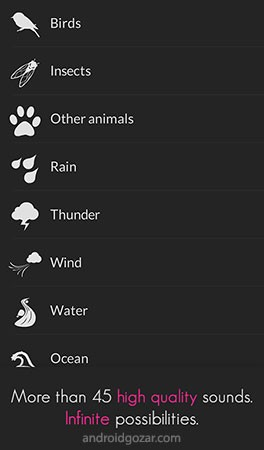 TaoMix – Focus, sleep, relax 1.1.14 Full دانلود نرم افزار تمرکز، خواب و استراحت