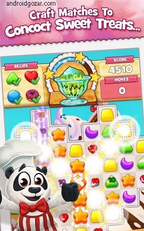 Cookie Jam 8.40.211 دانلود بازی فکری شیرینی مربایی اندروید + مود