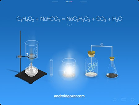 Chemist – Virtual Chem Lab 5.0.3 دانلود نرم افزار آزمایشگاه شیمی مجازی