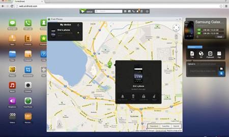 AirDroid 4.2.2.2 مدیریت بی سیم موبایل از کامپیوتر با اندروید