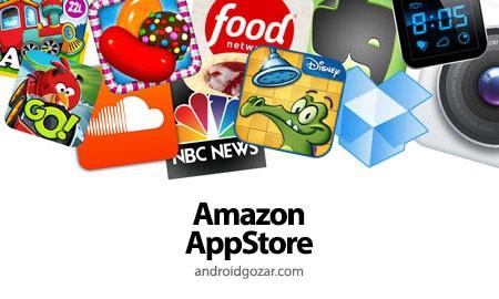 Amazon AppStore for Android 21.0001.917.2C_651000110 دانلود مارکت اندروید آمازون