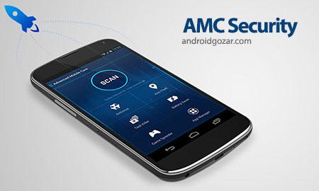 دانلود AMC Security Pro 5.11.6 – نرم افزار امنیتی و بهینه سازی اندروید
