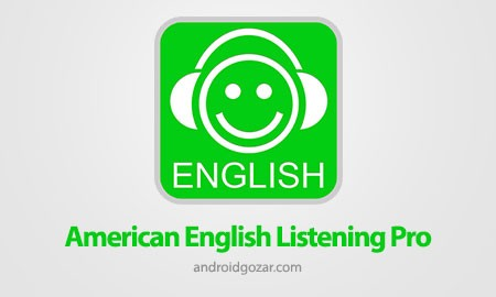 American English Listening Pro 2.05 آموزش مکالمه انگلیسی