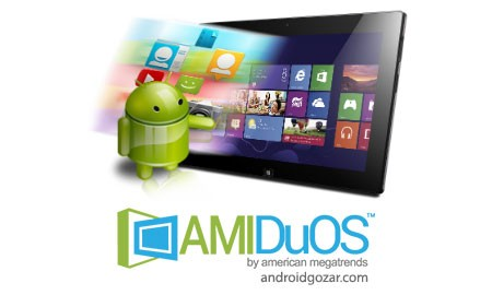 AMIDuOS Pro 2.0 Lollipop 2.0.8.8511 FULL دانلود نرم افزار شبیه ساز اندروید در ویندوز