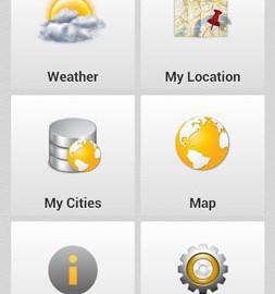 Weather & Clock Widget Android 3.8.0 دانلود ویجت آب و هوا