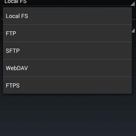 Android Web Developer 0.21 دانلود نرم افزار توسعه دهنده وب