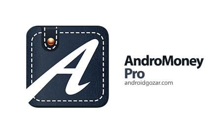 دانلود AndroMoney Pro 3.11.27 برنامه مدیریت هزینه و پول اندروید