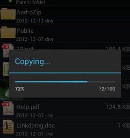 AndroZip™ Pro File Manager 4.7.2 دانلود نرم افزار مدیریت فایل
