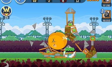 دانلود Angry Birds Friends 7.6.0 – بازی پرندگان خشمگین دوستان اندروید
