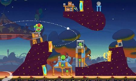 Angry Birds Seasons 6.6.2 دانلود بازی پرندگان خشمگین فصل ها+مود