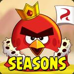 دانلود Angry Birds Seasons 6.6.2 بازی پرندگان خشمگین فصل ها+مود