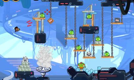 Angry Birds Star Wars HD 1.5.11 دانلود بازی پرندگان خشمگین جنگ ستارگان + مود