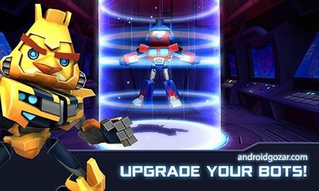 دانلود Angry Birds Transformers 1.49.4 – بازی انگری بردز ترانسفورمرز اندروید + مود