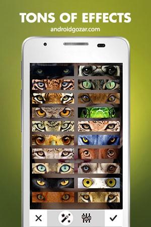 Animal Eyes Pro 1.0 دانلود نرم افزار چشم های حیوان