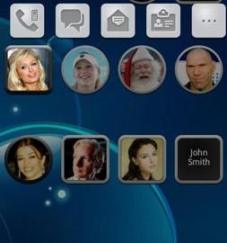 Animated Widget Contact Pro 2.0.1 ویجت گروه بندی بخش ها