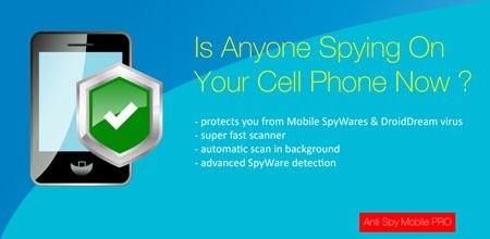 Anti Spy Mobile PRO 1.9.10.44 دانلود نرم افزار ضد جاسوسی اندروید