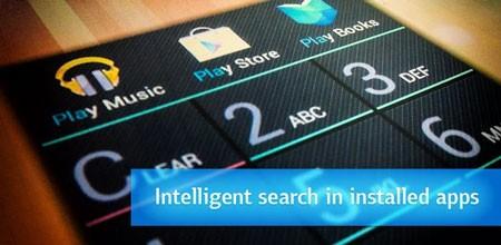 AppDialer Pro search on phone 6.8-release Patched دانلود نرم افزار جستجوی سریع برنامه ها