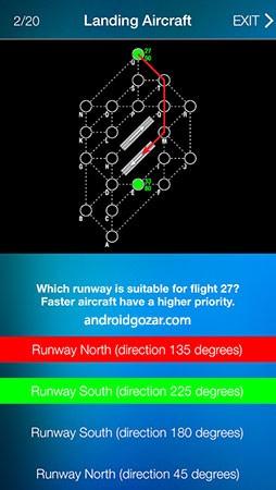 FEAST Test Training 1.2 دانلود نرم افزار آموزش مراقبت پرواز
