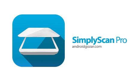 SimplyScan Pro: PDF Camera Scanner 1.8 دانلود دوربین اسکنر PDF