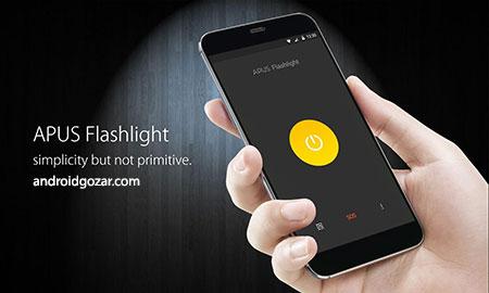 APUS Flashlight | Super Bright 1.3.9 دانلود چراغ قوه فوق العاده روشن
