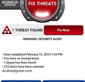 Armor for Android™ Antivirus 2.1.6.2 دانلود نرم افزار آنتی ویروس