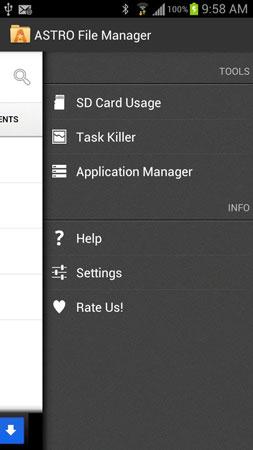 دانلود ASTRO File Manager PRO 8.4.4 – برنامه فایل منیجر اندروید