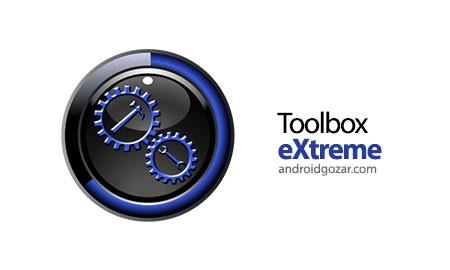 Toolbox eXtreme 7.0.0 دانلود جعبه ابزار کاربردی قدرتمند اندروید