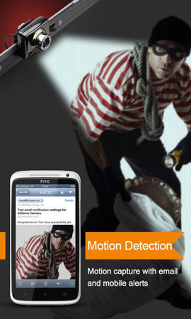 AtHome Camera – Home Security 2.0.12 دانلود نرم افزار دوربین امنیتی