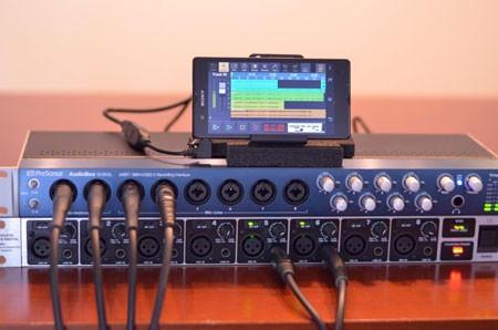 Audio Evolution Mobile Studio 4.9.8.3 استودیوی ضبط صدای مولتی ترک و MIDI اندروید