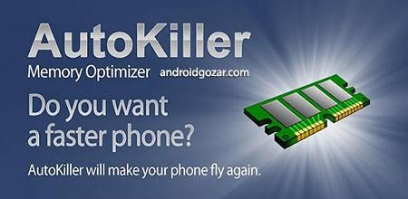 AutoKiller Memory Optimizer PRO 8.7.207 دانلود نرم افزار بهینه ساز حافظه