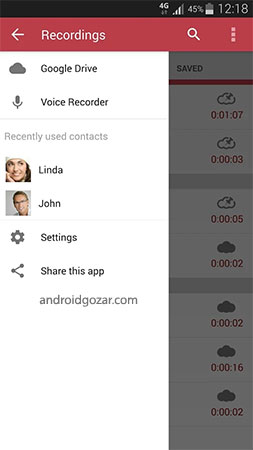 Automatic Call Recorder Pro 5.43.11 دانلود برنامه ضبط تماس خودکار اندروید