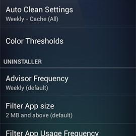 دانلود AVG Cleaner Pro 5.3.4 برنامه پاکسازی گوشی اندروید