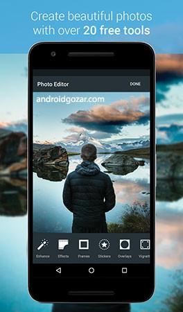 Photo Editor by Aviary Premium 4.8.4 ویرایشگر عکس حرفه ای