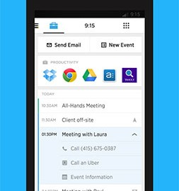 Yahoo Aviate Launcher 3.2.12 دانلود لانچر هوشمند یاهو اندروید