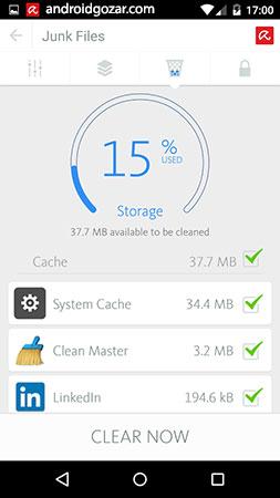 Avira Optimizer Premium 2.2.1 دانلود نرم افزار بهینه ساز اندروید آویرا