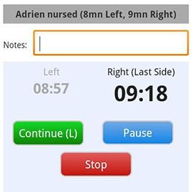 Baby Connect (activity logger) 6.4.5 دانلود نرم افزار پیگیری نیازها و فعالیت کودک