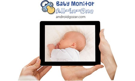 Baby Monitor All-In-One 3.4.3 Patched دانلود نرم افزار نظارت بر کودک