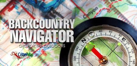 BackCountry Navigator TOPO GPS 6.9.3 دانلود مسیریاب آفلاین اندروید