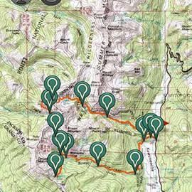 Backpacker GPS Trails Pro 5.6.3 دانلود نرم افزار یافتن مسیرهای حرکت با GPS و قطب نما