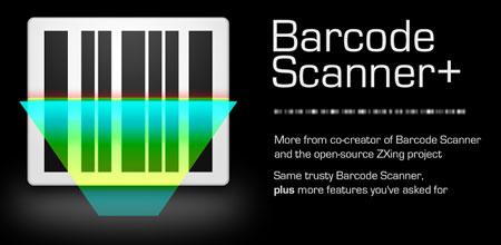 Barcode Scanner+ (Plus) 1.12.3 دانلود نرم افزار اسکنر بارکد
