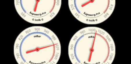Barometer Pro 1.68 Download the app Pro Airman Air Force