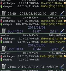Battery Monitor Widget Pro 3.16.2 دانلود نرم افزار نظارت بر باتری