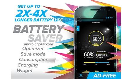 Battery Saver Pro 3.6.3 دانلود نرم افزار کاهش مصرف باتری