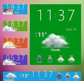 Beautiful Widgets Pro 5.7.8 دانلود نرم افزار ویجت های زیبا