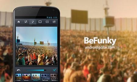 BeFunky Photo Editor Pro 6.2.8 دانلود نرم افزار ویرایشگر عکس اندروید