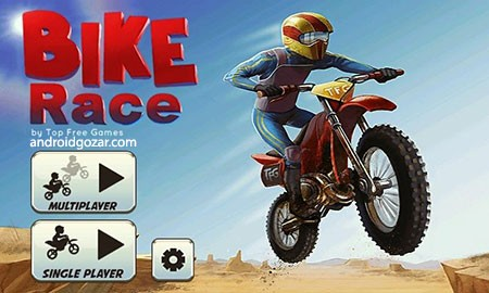 Bike Race Pro by T. F. Games 6.9 دانلود بازی مسابقه موتور سواری+مود