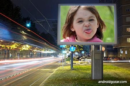 Billboard Effects Pro 1.0 دانلود نرم افزار قرار دادن عکس در بیلبورد
