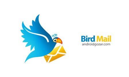 Bird Mail PRO Email App 2245.97 دانلود نرم افزار ایمیل برای موبایل و تبلت