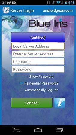دانلود Blue Iris 2.0.70 – برنامه دوربین امنیتی و وب کم اندروید