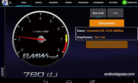 دانلود Carly for BMW 33.14 – قدرتمند ترین برنامه برای خودروهای BMW